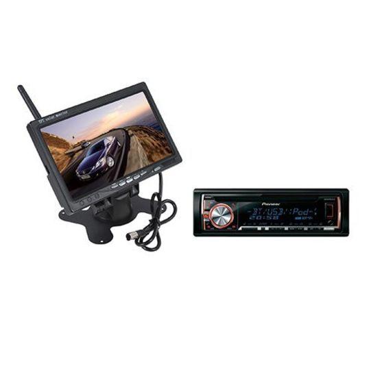 Audio & Monitoren