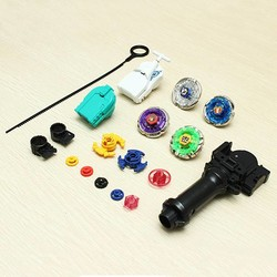 JS Rapidity Beyblade Metal Fusion Fight Master