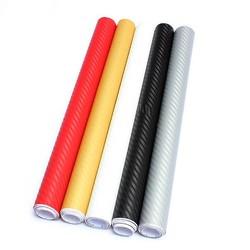 Supply Carbon Folie voor de Auto 3D Zelfklevend 60x152cm