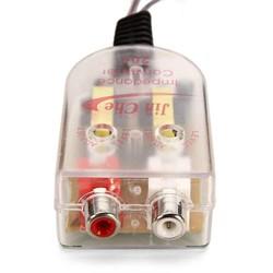 Supply High Low Converter RCA voor de Autoradio