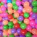 Plastic Ballen 20 Stuks