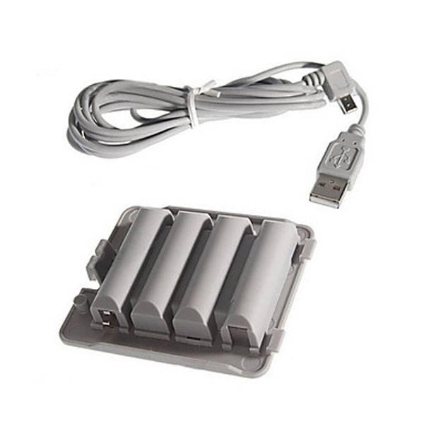 Batterij Oplader voor Nintendo Wii Balance Board
