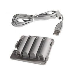 Supply Batterij Oplader voor Nintendo Wii Balance Board