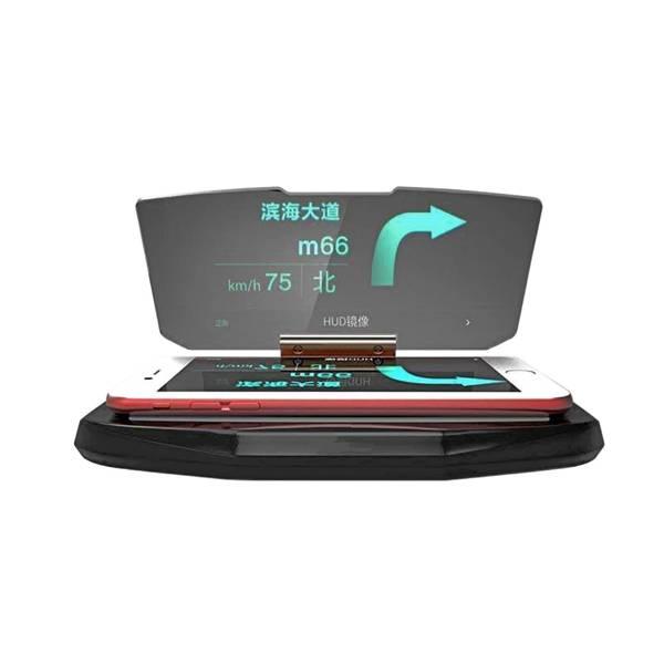 Smartphone Navigatie Projector