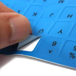 Supply Keyboard Sticker Engels