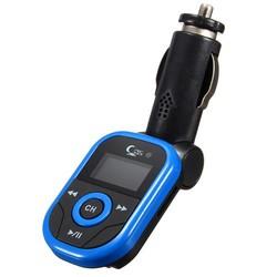 JS MP3 FM Transmitter voor de Auto