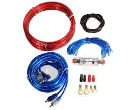 Auto Versterker Kabels voor Speakers en Subwoofers