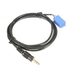 JS AUX-Kabel Voor Blaupunkt Autoradio
