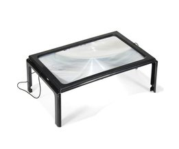LED Vergrootglas  A4