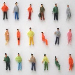 Supply Miniatuur Poppetjes