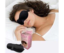 Slaapmasker Katoen 3D