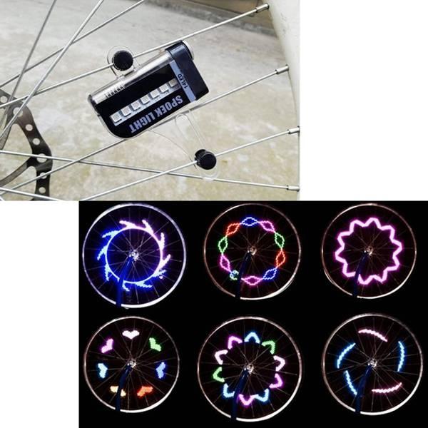 LED Wiel Verlichting Fiets
