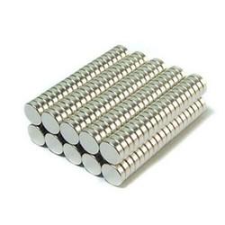 J&S Supply Ronde Magneet Neodymium (50 stuks)