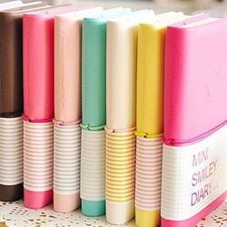 J&S Supply Kleurrijk Dagboek