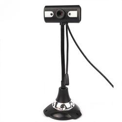 J&S Supply Goedkope Webcam met Microfoon