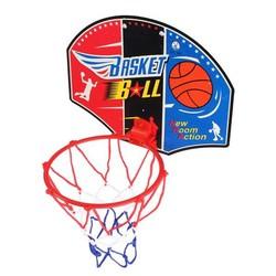 Supply Mini Basket Met Bal En Pomp