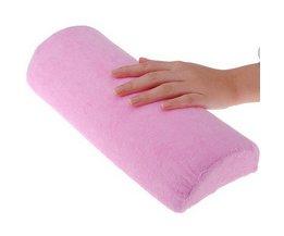 Handkussen voor manicure