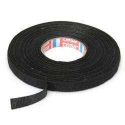 Supply Zwarte Textiel plakband