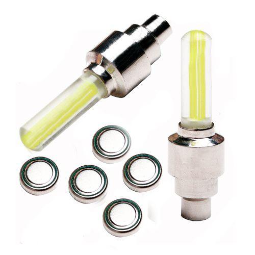 Ventiel Verlichting LED voor Auto, Motor en Fiets