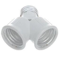 Supply Splitter Voor Lampen Met E27 Fitting