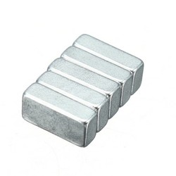 J&S Supply Neodymium Super Sterke Magneten N35 10x5x3mm