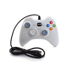 Controller in Xbox 360-stijl voor PC