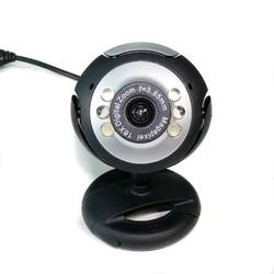 J&S Supply 12 Megapixel Webcam met Microfoon