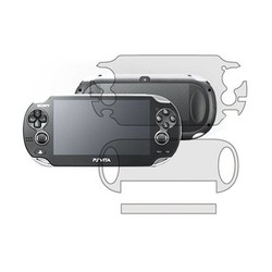 Supply Screen Protector voor Sony PS Vita