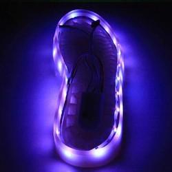 Supply Oplaadbare LED Verlichting voor Schoenen 1M