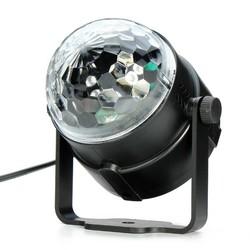 Supply Mini Disco Lamp met Kristal Effect