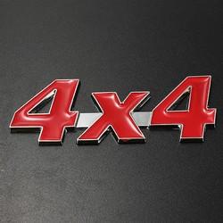 Supply 4x4 Sticker Voor Je Auto