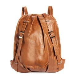 JS Backpack Dames Leer