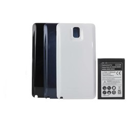 Supply Batterij 6800 mAh en Back Cover voor Samsung Galaxy Note 3 N9000
