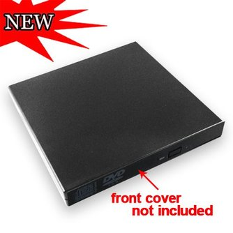 Behuizing DVD Brander met USB Poort