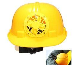 Veiligheidshelm Met Ventilator