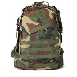 J&S Supply Rugzak met Camouflage Motief voor Outdoor