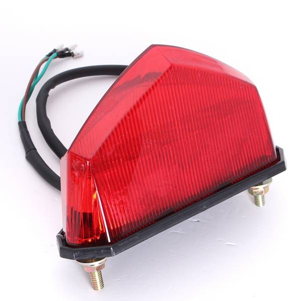 Universeel Achterlicht Voor Motor