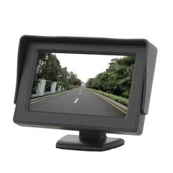 Supply 4.3 Inch Monitor Voor Achteruitrij Camera En GPS