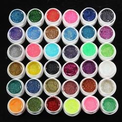 Supply Glitter voor Nail Art