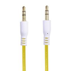 Supply Aux Audio kabel met Jack connectoren, 1 meter