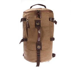 J&S Supply Vintage Canvas Backpack Tas