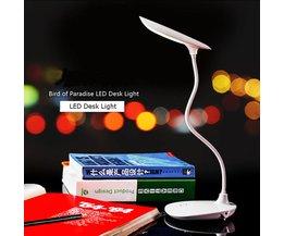 Oplaadbare USB Bureaulamp