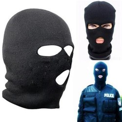 Supply Zwarte Skimasker