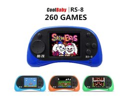 Coolboy Game Consoles met 260 Games