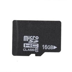 JS Micro SD 16GB Geheugenkaart