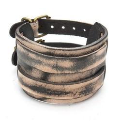 JS Lederen Armband Unisex