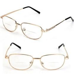 JS Metalen Leesbril In Verschillende Sterktes