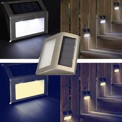 JS Buitenlampjes Op Zonne Energie en Met Bewegingssensor
