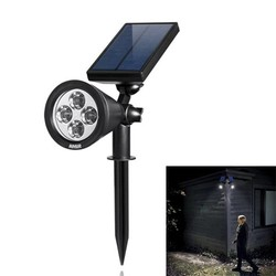 JS LED Tuinverlichting Zonne-energie