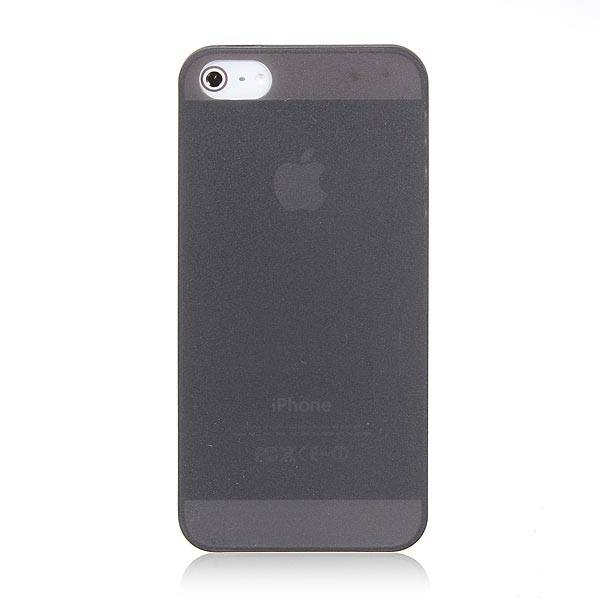 Transparant Hoesje voor iPhone 5 & 5S